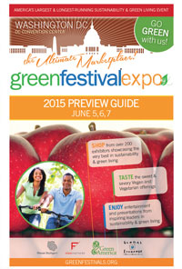 Join Us at the DC Green Festival Expo, June 5-7