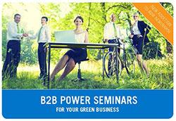 Expert Dojo B2B Power Seminars