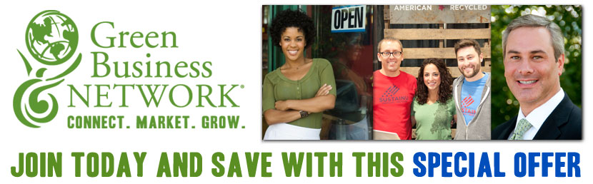 Green Business Network - Join Today for this special offer